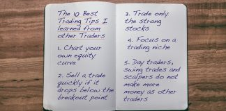 Top 10 Trading Tips